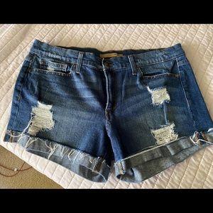 Jose's jeans shorts